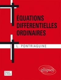 Equations différentielles ordinaires - L Pontriaguine pdf epub