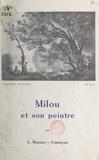 L. Rauzier-Fontayne et  Braun - Milou et son peintre.