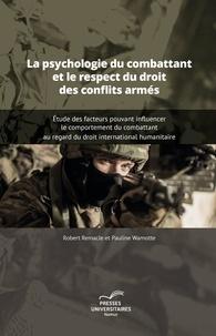 L. Remacle - La psychologie du combattant.