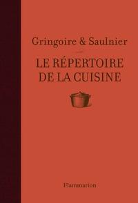 L Saulnier et T Gringoire - Le répertoire de la cuisine.