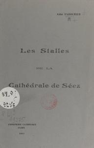 L. Tabourier - Les stalles de la cathédrale de Séez.