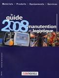 L'Usine Nouvelle - Le guide manutention et logistique.