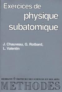 Exercices de physique subatomique.pdf