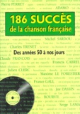 La boite a livres - 186 succès de la chanson française - Des années 50 à nos jours.