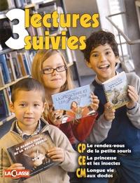La Classe - Le rendez-vous de la petite souris - Kit pédagogique 2 volumes : album + 3 lectures suivies CP-CE-CM.