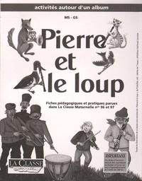 Goodtastepolice.fr Pierre et le loup - Kit pédagogique 2 volumes : album + fiches pédagogiques et pratiques MS-GS Image