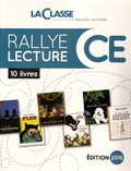 La Classe - Rallye Lecture CE - 9 livres + fichier.