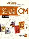 La Classe - Rallye Lecture CM - 18 livres + fichier. 1 Cédérom