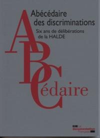 Abécédaire des discriminations - Six ans de délibérations de la HALDE.pdf