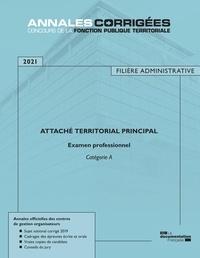La Documentation Française - Attaché territorial principal - Examen professionnel Catégorie A.