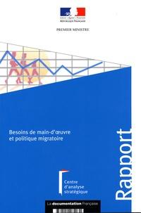 La Documentation Française - Besoins de main-d'oeuvre et politique migratoire : rapport au premier ministre.