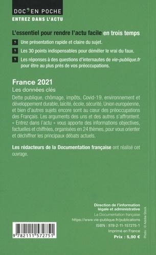 France 2021. Les données clés
