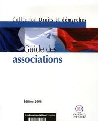 La Documentation Française et  Journaux officiels - Guide des associations.