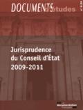 La Documentation Française - Jurisprudence du Conseil d'Etat 2009-2011.