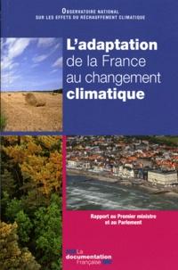 Openwetlab.it L'adaptation de la France au changement climatique Image