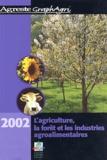 La Documentation Française - L'agriculture, la forêt et les industries agroalimentaires 2002.