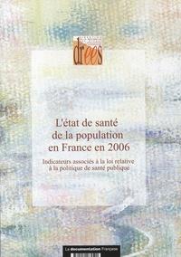 Ucareoutplacement.be L'état de santé de la population en France en 2006 - Indicateurs associés à la loi relative de santé publique Image