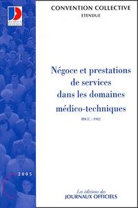 Negoce Et Prestations De Services Dans Les La Documentation