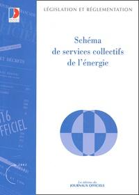 La Documentation Française - Schéma de services collectifs de l'énergie.