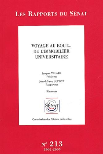 La Documentation Française - Voyage au bout... de l'immobilier universitaire.