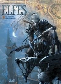 Marc Hadrien - La dynastie des elfes noirs.