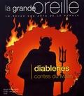 Lionnette Arnodin - La grande oreille N° 49, avril 2012 : Diableries, contes du Malin.