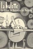 La Hulotte - La Hulotte N° 40 : Le cahier de doléances des nuisibles.