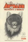 """La Hulotte - La Hulotte N° 44 : Le dossier secret des animaux """"malfaisants & nuisibles""""."""