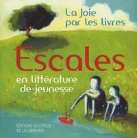 La Joie par les livres - Escales en littérature de jeunesse.