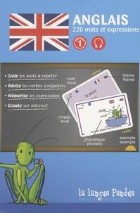 La Langue Pendue - Anglais - 220 mots et expressions.