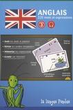 La Langue Pendue - Cartes de vocabulaire anglais-français niveau 3 - 220 mots et expressions.