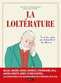 Anaïs Delcroix - La Loltérature.