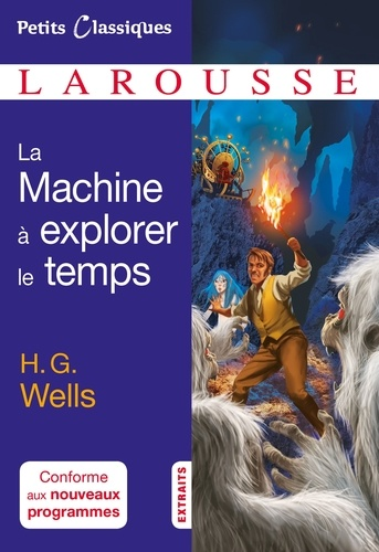 La machine à explorer le temps - 9782035938817 - 2,49 €