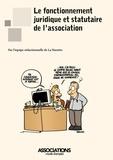 La Navette - Le fonctionnement jurifique et statutaire de l'association.