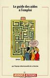 La Péniche - Le guide des aides à l'emploi.