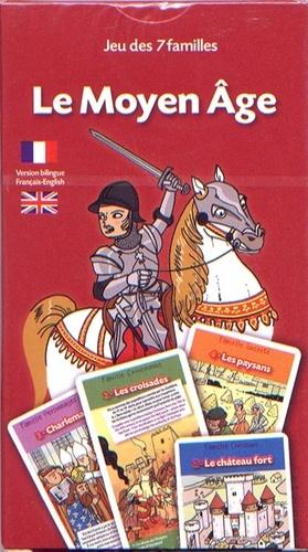 La petite boîte - Le Moyen Age - Jeu des 7 familles.