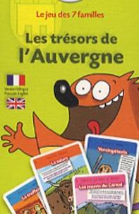 La petite boîte - Les Trésors de l'Auvergne - Le jeu des 7 familles.