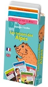 La petite boîte - Les trésors des Alpes - Le jeu des 7 familles.