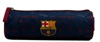 LA PLUME DOREE - Trousse ronde FC Barcelone