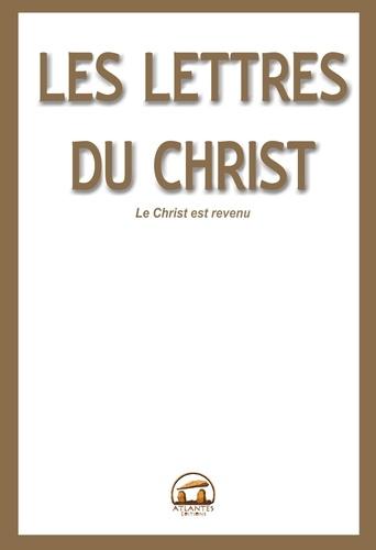 Les lettres du Christ - La Porte-parole - 9782362770128 - 14,99 €