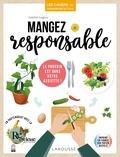 LA RECYCLERIE - Cahier Je cultive et je mange - Devenez cultiv acteur et consommez vos produits !.