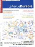 Jacques Mirenowicz - La Revue Durable N° 49, Juin-juillet- : Les technologies de l'information et de la communication et l'impératif de la sobriété.