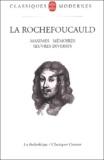 La Rochefoucauld - .