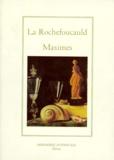 La Rochefoucauld - Maximes.