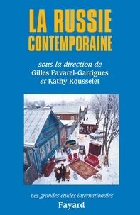 Kathy Rousselet - La Russie contemporaine.