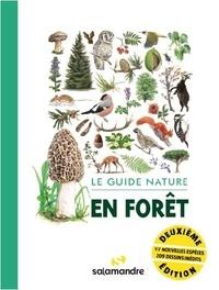 La salamandre Editions - Le guide nature en forêt.