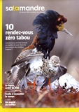 Julien Perrot - Salamandre N° 242, octobre-nove : 10 rendez-vous, zéro tabou.