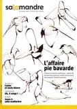 Julien Perrot - Salamandre N° 243, décembre 201 : L'affaire pie bavarde.