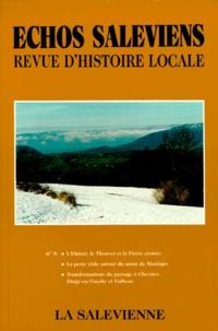 Marie-Lise Le Gall et Philippe Duret - Echos saleviens N° 6, 1997 : .