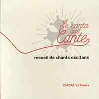 La Talvera - Se canta que cante - Recueil de chants occitans.